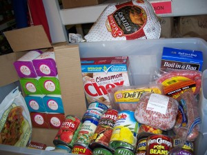Humble Beginning - GF Food Bank - Dec 7, 2009